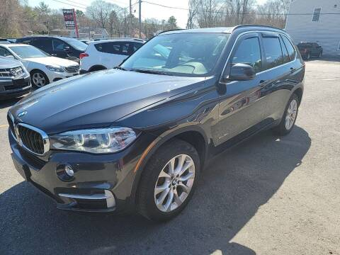 2015 BMW X5 for sale at Top Quality Auto Sales in Westport MA