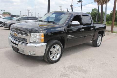 2012 Chevrolet Silverado 1500 for sale at Flash Auto Sales in Garland TX