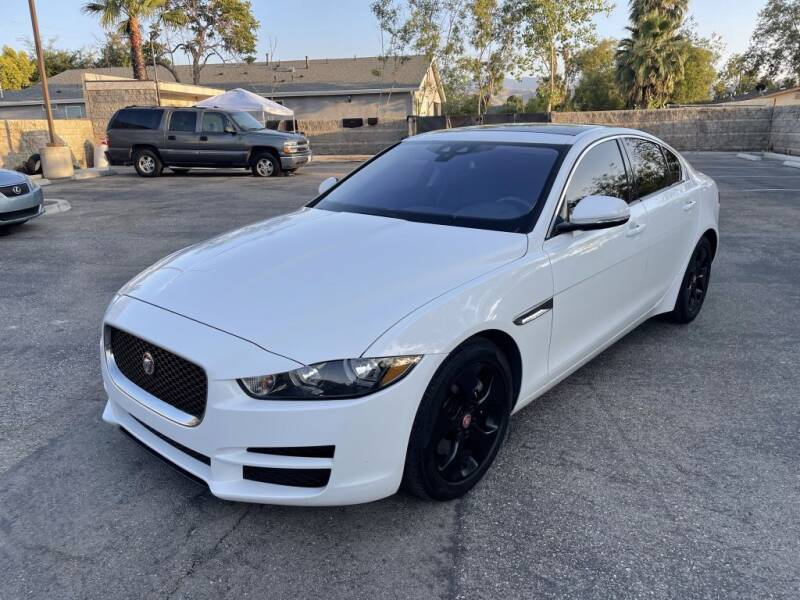 2017 Jaguar XE for sale at AutoHaus in Colton CA