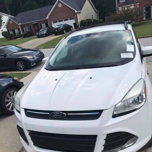 2013 Ford Escape for sale at Car Deals Auto Sales LLC in Atlanta GA