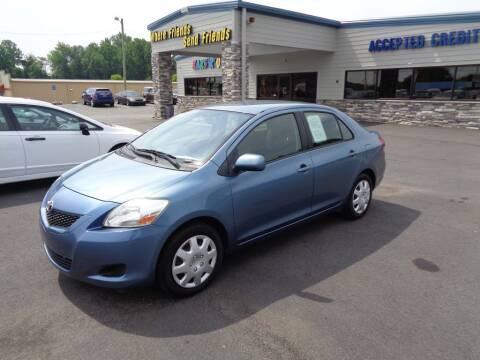 2012 Toyota Yaris for sale at KARS R US of Spartanburg LLC in Spartanburg SC