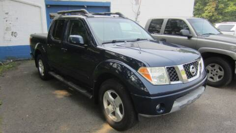 2006 Nissan Frontier for sale at Auto Outlet of Morgantown in Morgantown WV