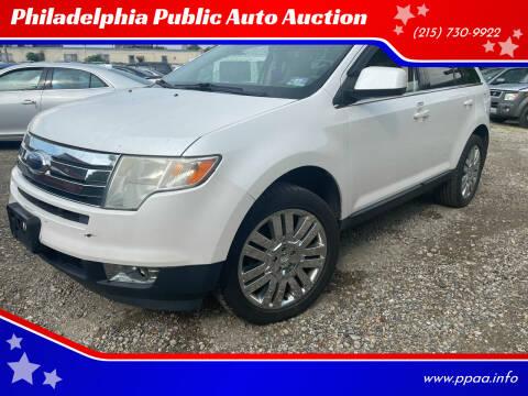 2010 Ford Edge for sale at Philadelphia Public Auto Auction in Philadelphia PA