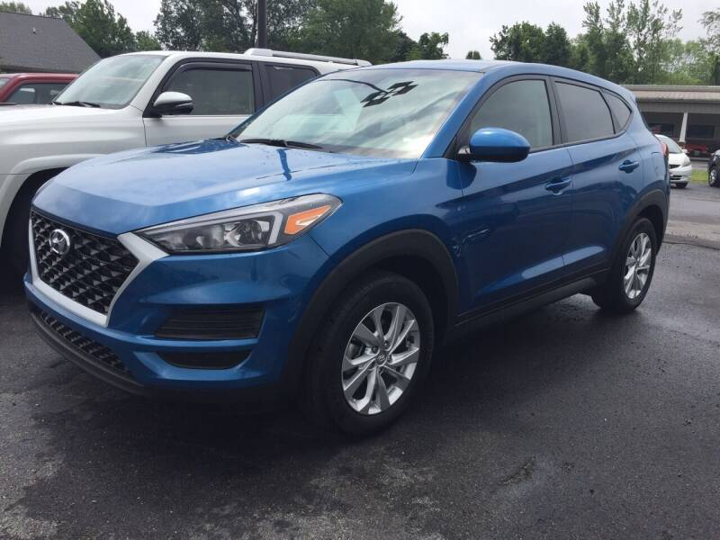 2019 Hyundai Tucson for sale at McCully's Automotive - Trucks & SUV's in Benton KY