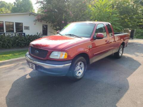 2002 Ford F-150 for sale at TR MOTORS in Gastonia NC