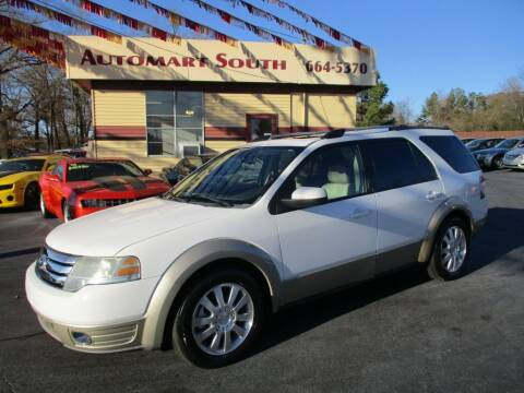 2008 Ford Taurus X for sale at Automart South in Alabaster AL