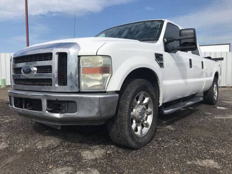 2008 Ford F-350 Super Duty for sale at Texas Country Auto Sales LLC in Austin TX