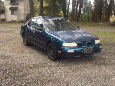 1997 Nissan Altima for sale at Apex Motors Parkland in Tacoma WA