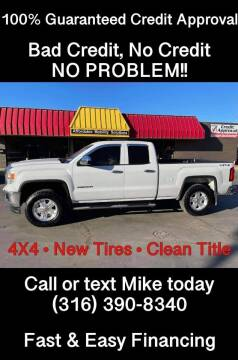 2014 GMC Sierra 1500 for sale at Affordable Mobility Solutions, LLC in Wichita KS
