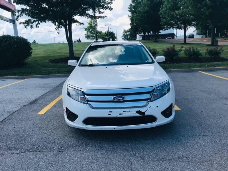 2011 Ford Fusion for sale at Auto Nova in Saint Louis MO