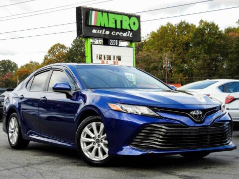 2018 Toyota Camry for sale at Used Imports Auto - Metro Auto Credit in Smyrna GA