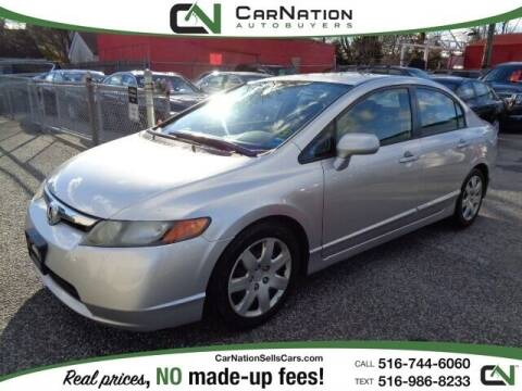 2006 Honda Civic for sale at CarNation AUTOBUYERS, Inc. in Rockville Centre NY