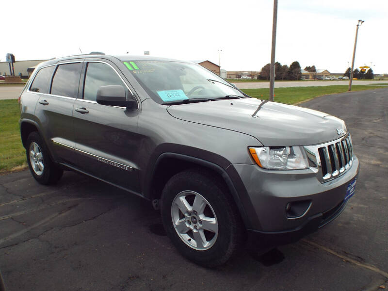 2011 Jeep Grand Cherokee for sale at G & K Supreme in Canton SD