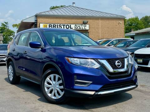 2018 Nissan Rogue for sale at Bristol Auto Mall in Levittown PA