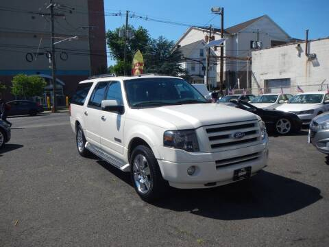 2007 Ford Expedition EL for sale at 103 Auto Sales in Bloomfield NJ