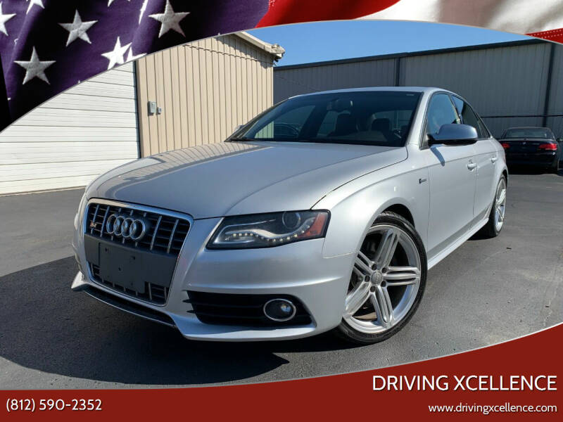 2011 Audi S4 for sale at Driving Xcellence in Jeffersonville IN