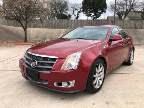 2008 Cadillac CTS for sale at Royal Auto LLC in Austin TX