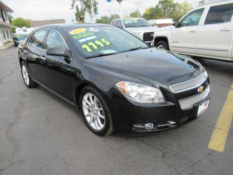 2012 Chevrolet Malibu for sale at Auto Land Inc in Crest Hill IL