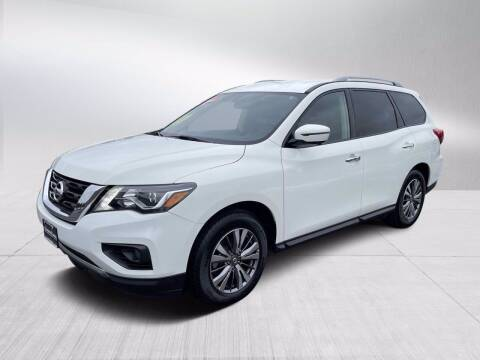 2019 Nissan Pathfinder for sale at Fitzgerald Cadillac & Chevrolet in Frederick MD