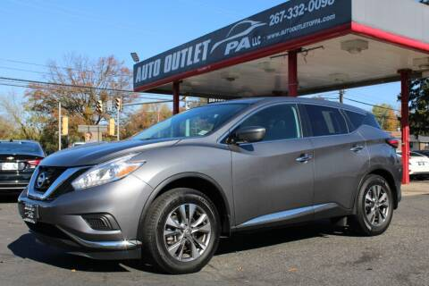 2017 Nissan Murano for sale at Deals N Wheels 306 in Burlington NJ