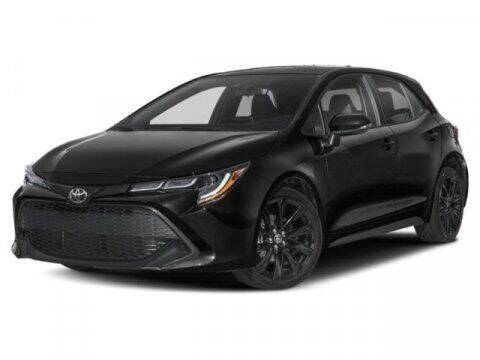 2021 Toyota Corolla Hatchback for sale at Quality Toyota - NEW in Independence MO