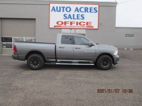 2012 RAM Ram Pickup 1500 for sale at Auto Acres in Billings MT