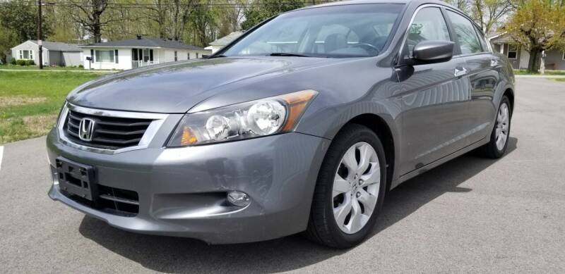 2009 Honda Accord for sale at Derby City Automotive in Louisville KY