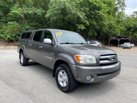 2006 Toyota Tundra for sale at Worldwide Auto Group LLC in Monroeville PA