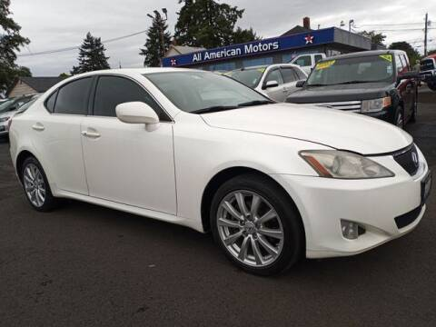 2006 Lexus IS 250 for sale at All American Motors in Tacoma WA
