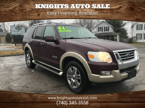 2006 Ford Explorer for sale at Knights Auto Sale in Newark OH
