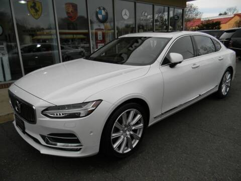 2018 Volvo S90 for sale at Platinum Motorcars in Warrenton VA