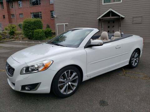 2013 Volvo C70 for sale at Seattle Motorsports in Shoreline WA