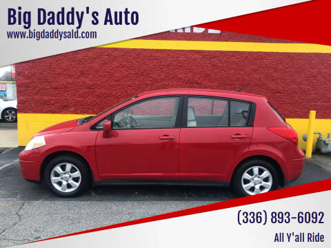 2007 Nissan Versa for sale at Big Daddy's Auto in Winston-Salem NC