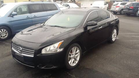 2011 Nissan Maxima for sale at Nonstop Motors in Indianapolis IN