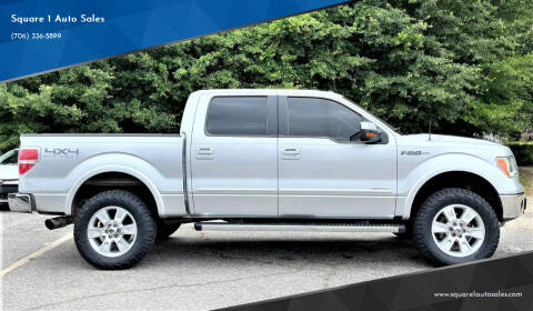 2011 Ford F-150 for sale at Square 1 Auto Sales - Commerce in Commerce GA