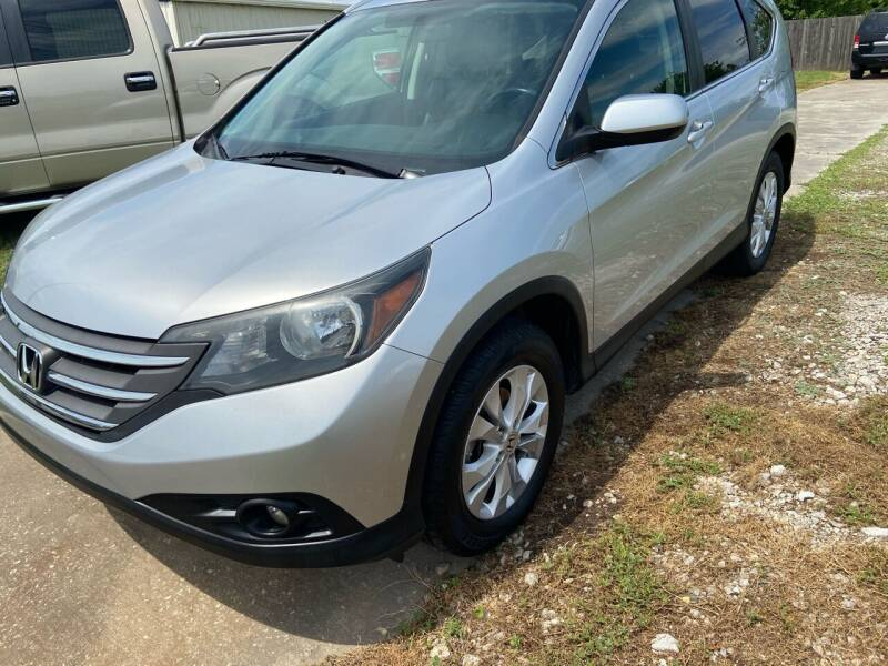 2013 Honda CR-V for sale at Kasterke Auto Mart Inc in Shawnee OK