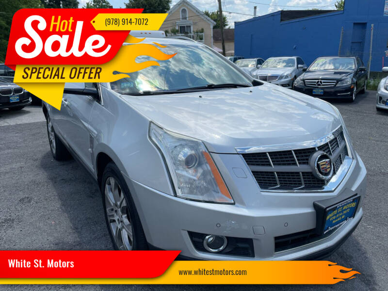 2012 Cadillac SRX for sale at White St. Motors in Haverhill MA
