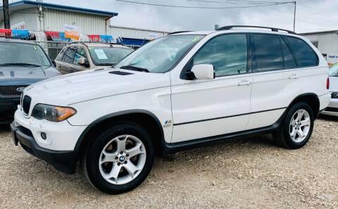 2006 BMW X5 for sale at Al's Motors Auto Sales LLC in San Antonio TX