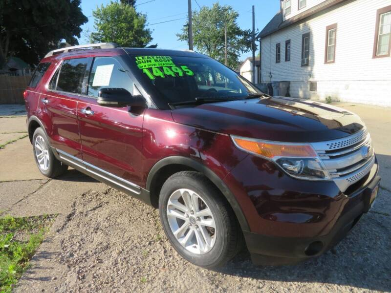 2011 Ford Explorer for sale at Uno's Auto Sales in Milwaukee WI