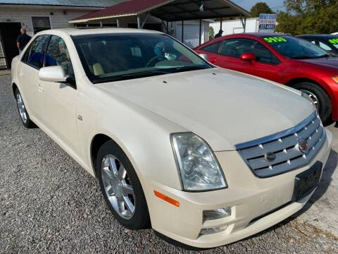 2005 Cadillac STS for sale at Rocket Center Auto Sales in Mount Carmel TN