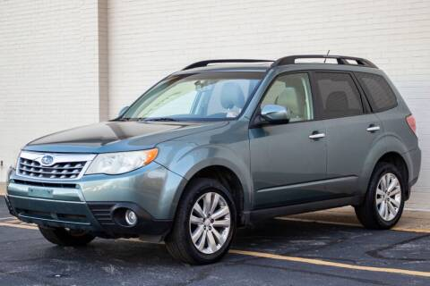 2012 Subaru Forester for sale at Carland Auto Sales INC. in Portsmouth VA