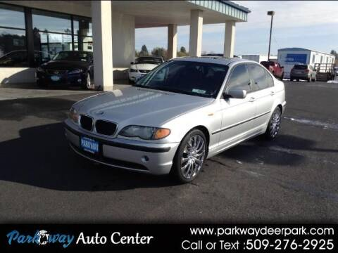 2003 BMW 3 Series for sale at PARKWAY AUTO CENTER AND RV in Deer Park WA