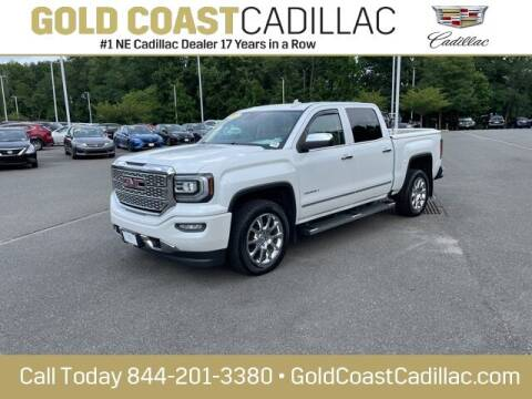 2018 GMC Sierra 1500 for sale at Gold Coast Cadillac in Oakhurst NJ