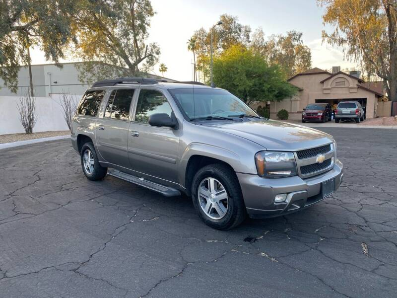 2006 Chevrolet TrailBlazer EXT for sale at EV Auto Sales LLC in Sun City AZ