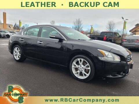 2014 Nissan Maxima for sale at R & B Car Company in South Bend IN
