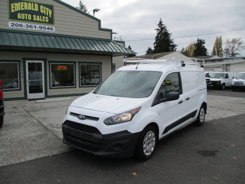 2015 Ford Transit Connect Cargo for sale at Emerald City Auto Inc in Seattle WA