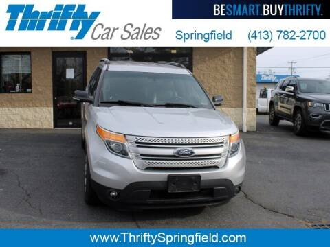 2015 Ford Explorer for sale at Thrifty Car Sales Springfield in Springfield MA