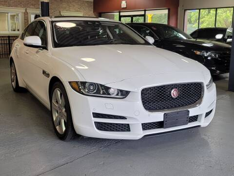 2017 Jaguar XE for sale at AW Auto & Truck Wholesalers  Inc. in Hasbrouck Heights NJ