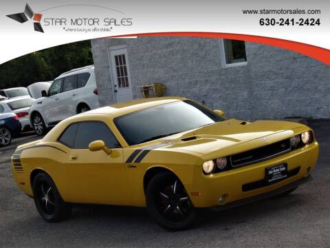 2010 Dodge Challenger for sale at Star Motor Sales in Downers Grove IL