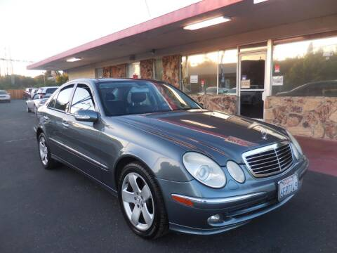 2006 Mercedes-Benz E-Class for sale at Auto 4 Less in Fremont CA